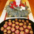 Torta Vianočné rumové gule