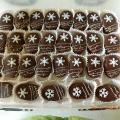 Torta Čokoládové oválky