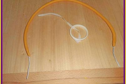 Chryzantéma - foto postup