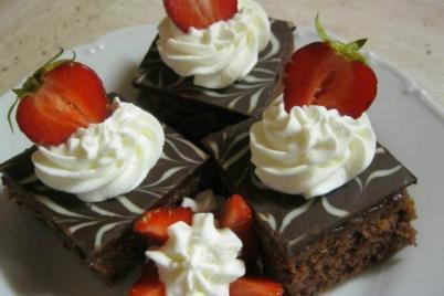 Acidkový koláč - recept