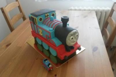 Thomas - foto postup