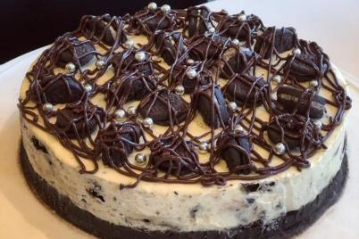 Oreo cheesecake - recept