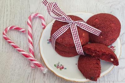 Red Velvet cookies... - recept