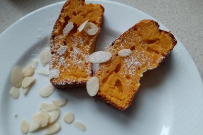 Sladký hokaido koláčik - chlebík  - recept