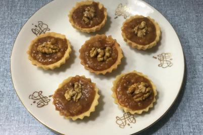 Karamelové košíčky - recept