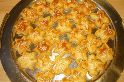 Zemiakovo syrové jednohubky - recept