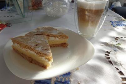 Francúzsky medový krémeš - recept