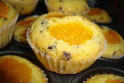 Mandarínkové muffiny - recept