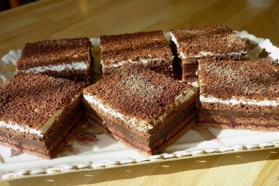 Be Be rezy s čokoládou - recept