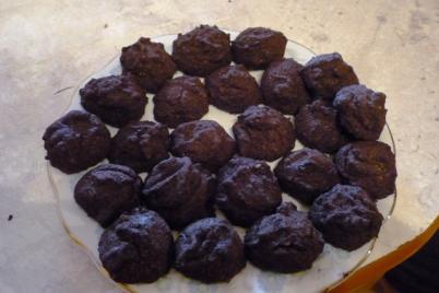 Kakaové pusinky ( zo stretnutia v Handlovej) - recept