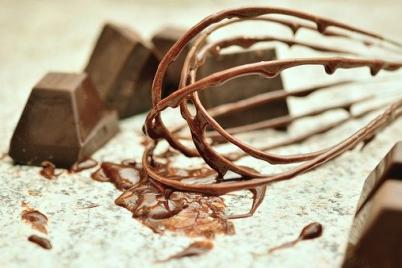 Čokoládovo - šľahačkový krém - recept