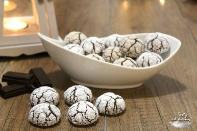 Chocolate Crinkles - recept