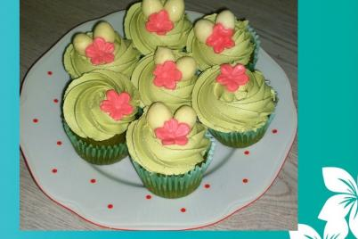 Matcha Cupcakes... - recept