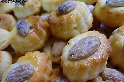 Syrové chuťovky - recept