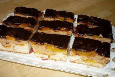 Famózny koláčik s marhuľami - recept