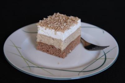Gaštanové kocky - recept