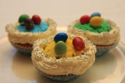 Veľkonočné kokosové cupcakes - recept