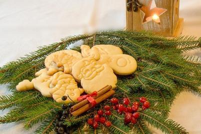 Maslové sušienky - recept