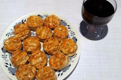 Kapustové pagáčiky - recept