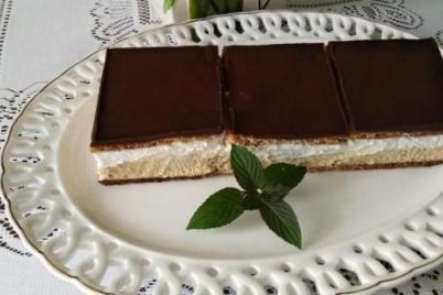 Medový francúzsky- karamelový kremeš.  - recept