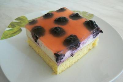 Ovocné kocky so želé - recept