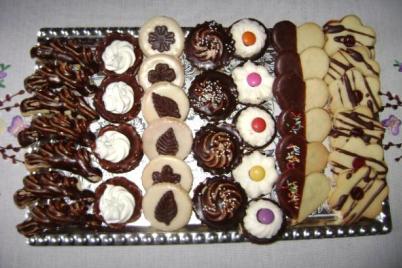 Linecké koláčiky - recept