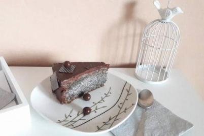 Maková torta bez múky - recept