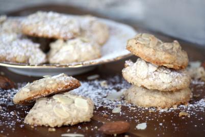 Mandľové sušienky - recept