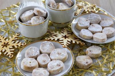 Masarykovo cukroví - recept