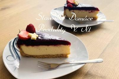 Ovocný cheesecake - recept