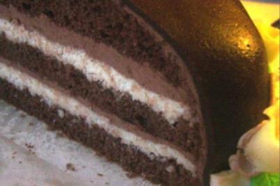 čoko-kokosová torta - na vaše dotazy... - recept