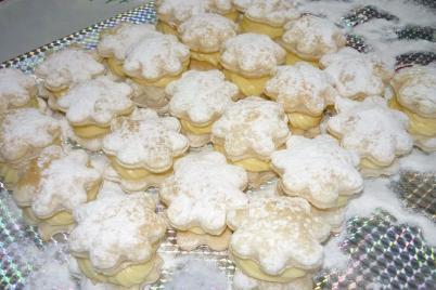 Pudingové koláčiky - recept