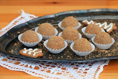 Marlenka guľky - recept