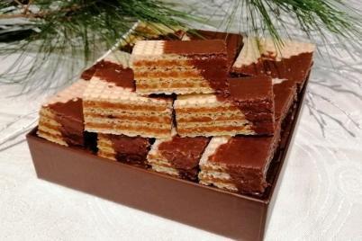 Karamelové grilážky - recept