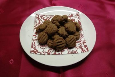Špaldové sušienky s badianom, kakaom, chilli - recept