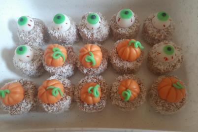 Kokosové minitortičky - recept