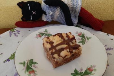 Grófkin koláč - recept