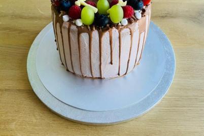 Jahodova torta - recept