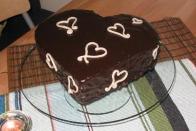 Sacher torta - recept