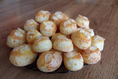 Slané syrové pagáčiky - recept
