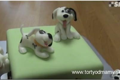 Video: Postavička psa z filmu 101 dalmatíncov - foto postup