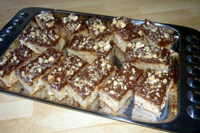 Hrnčekový škoricový koláč - recept