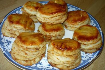 Škvarkové pagáčiky - recept