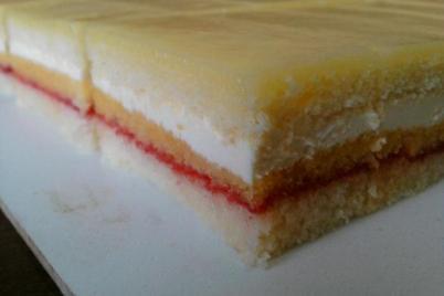 Sunguickové rezy - recept