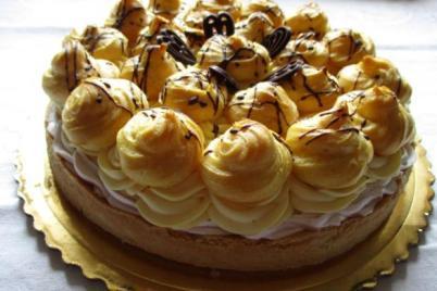Veterniková torta - recept