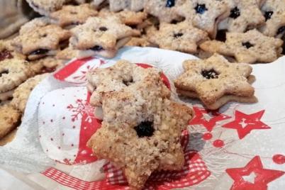 Vianočné hviezdičky - recept