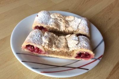Višňový koláč - recept