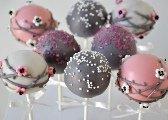 Cake pops - koláčiky na paličke